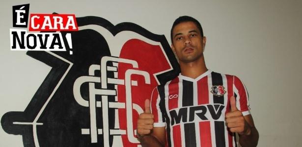 Ricardo Bueno chega ao Santa Cruz após passagem pelo São Bento-SP