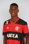 Lucas da Silva de Jesus - atacante do Flamengo