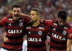Fla bate Vitória, se recupera no Brasileiro e fica a 2 pontos do São Paulo - Thiago Ribeiro/AGIF