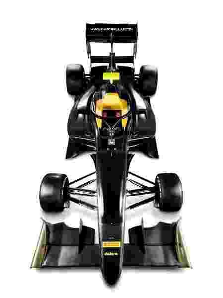 Segundo Charlei Whiting, novo chassi conta com o que há de mais moderno em padrões de segurança - FIA Formula 3/Divulgação - FIA Formula 3/Divulgação