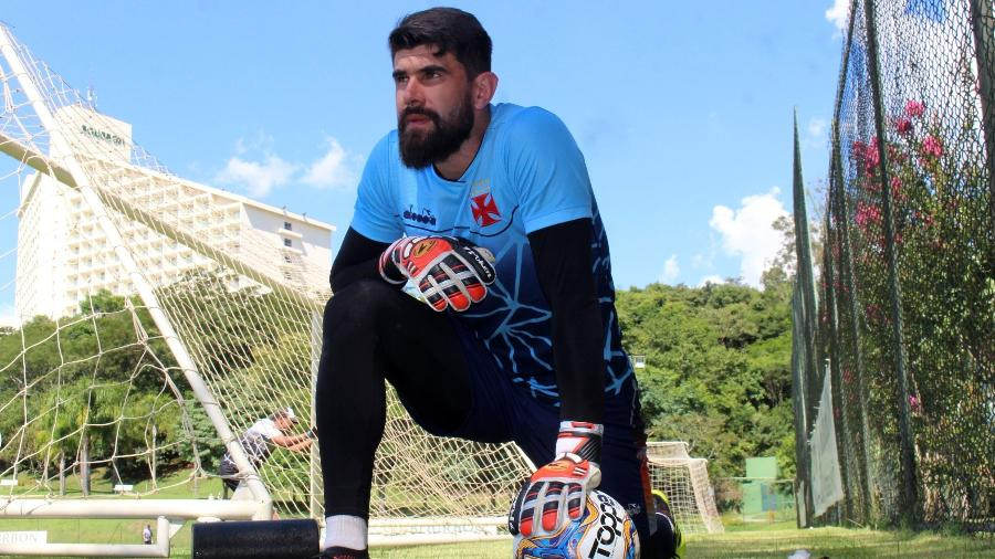 Goleiro Fernando Miguel está há cinco jogos sem sofrer gols no Carioca - Carlos Gregório Júnior / Flickr do Vasco