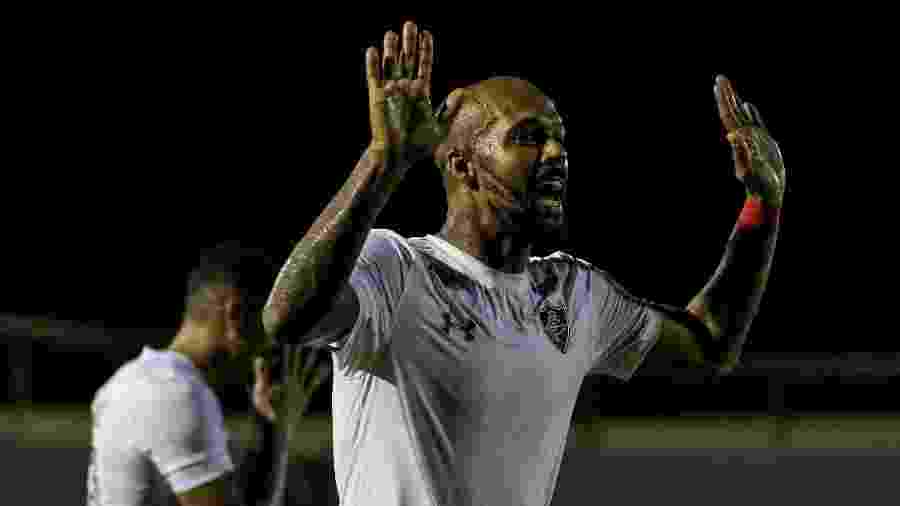 Bruno Silva vira desfalque n Fluminense - Lucas Merçon/Fluminense