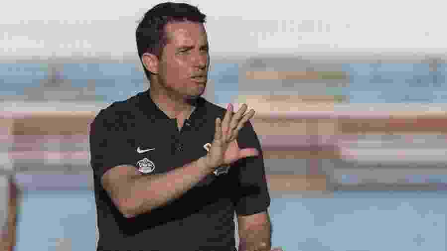 Osmar Loss acompanhou Corinthians e Inter do camarote da Arena e falou muito bem de Davó - Daniel Augusto Jr/Agência Corinthians