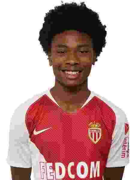Khéphren Thuram estaria na mira de Juventus, Liverpool e Chelsea, segundo jornal inglês - AS Monaco/Site oficial