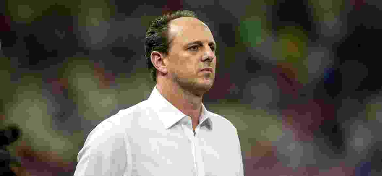 Rogério Ceni pensativo - Stephan Eilert/AGIF