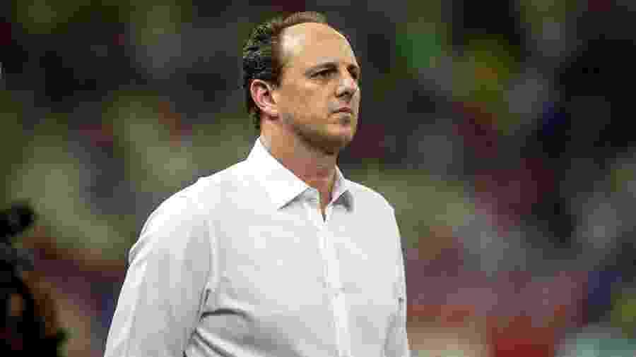 Rogério Ceni será técnico do Cruzeiro  - Stephan Eilert/AGIF