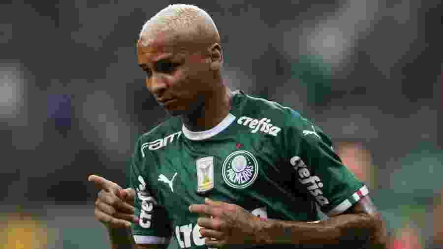 Palmeiras, de Deyverson, jogará contra o Atlético-MG sem transmissão - Cesar Greco/Ag Palmeiras/Divulgação