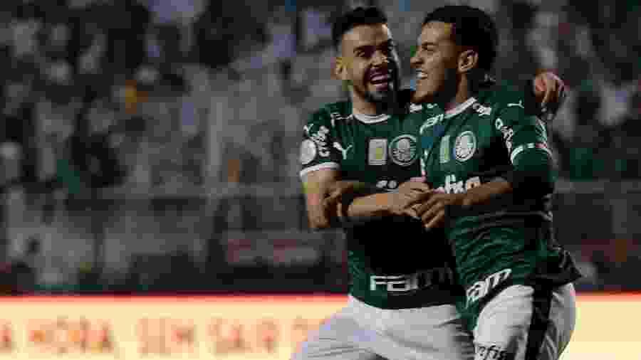 Palmeiras chega embalado para enfrentar o Sampaio Corrêa na Copa do Brasil - Daniel Vorley/AGIF