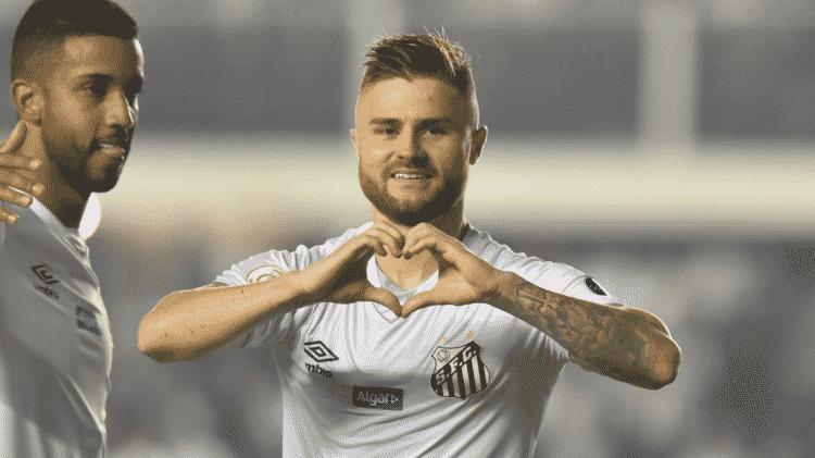 Sasha - Ivan Storti/Santos FC - Ivan Storti/Santos FC