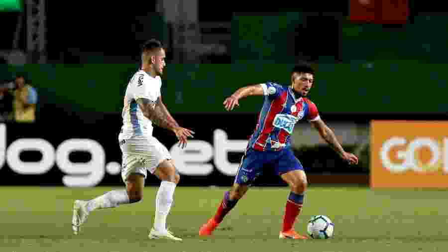 Volante Douglas Augusto está a caminho do futebol grego para a temporada 2019-20 - Felipe Oliveira / EC Bahia