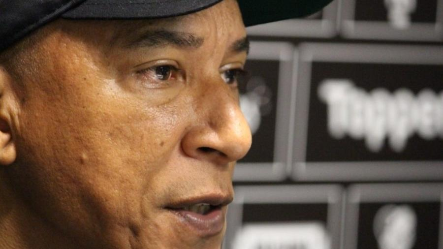 Hemerson Maria, técnico do Figueirense - Divulgação