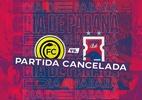 Jogos do Paranaense são suspensos por agravamento da covid-19 na região - Reprodução/Twitter