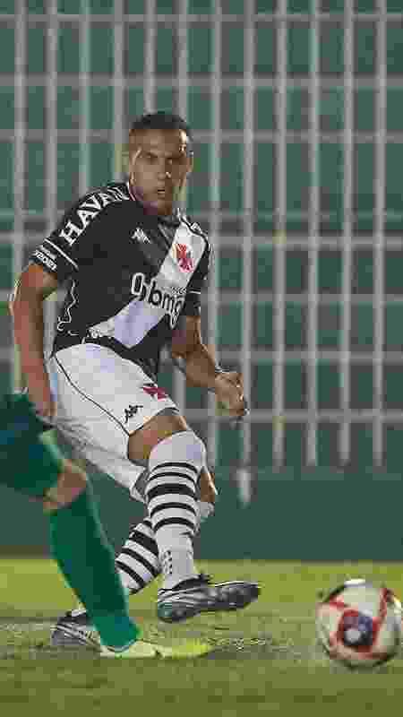 Léo Jabá dá assistência para o gol de Gabriel Pec no empate do Vasco em 2 a 2 com o Boavista - Rafael Ribeiro / Vasco - Rafael Ribeiro / Vasco