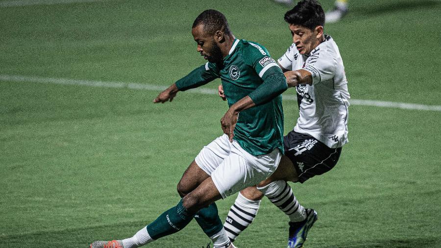 Vasco e Goiás se enfrentam em São Januário pela 27ª rodada da Série B do Campeonato Brasileiro - Heber Gomes/AGIF
