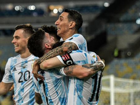 Brasil Perde Para A Argentina Campea Da Copa America