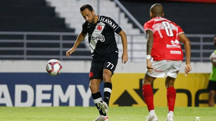 Midfielder Nenê made his debut for Vasco in a game against CRB, in Maceió (AL), for Série B - Rafael Ribeiro/Vasco - Rafael Ribeiro/Vasco
