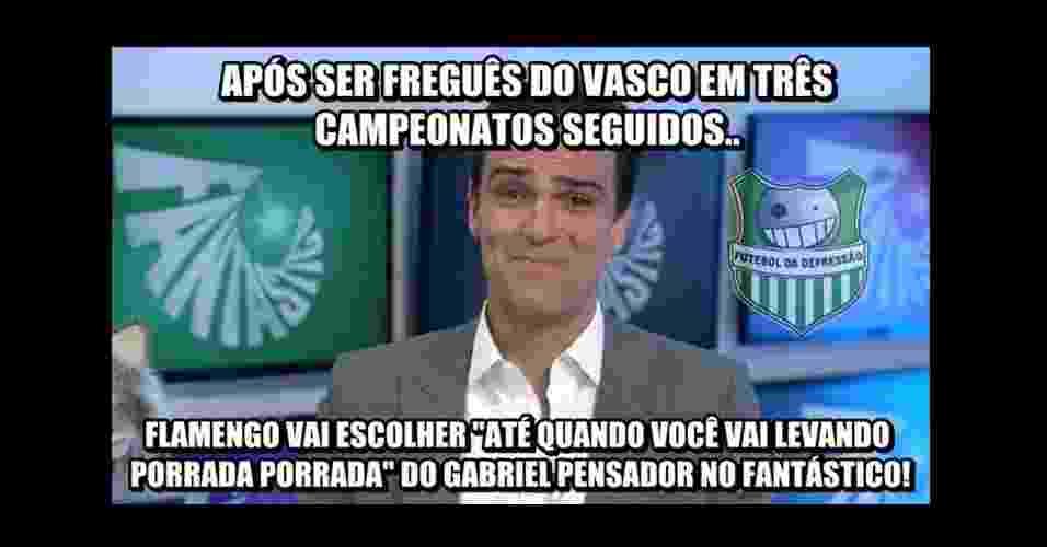 Fotos  Memes de Flamengo 1x2 Vasco (27 09 2015) - 27 09 2015 - UOL ... a5eaf1256a568