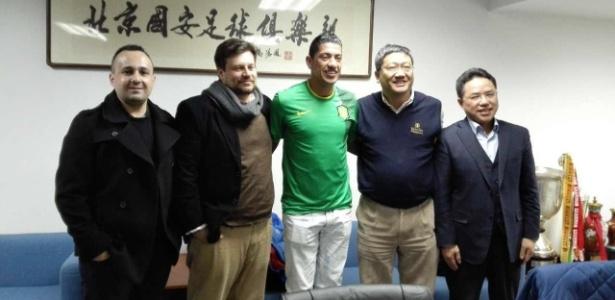 Ralf deixou o Beijing, da China, no fim do ano passado, e segue sem clube
