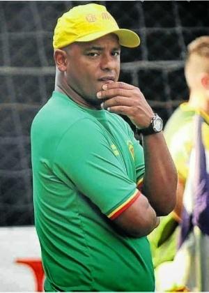 Daniel Franco, ex-lateral esquerdo, hoje é treinador e está no União Frederiquense-RS
