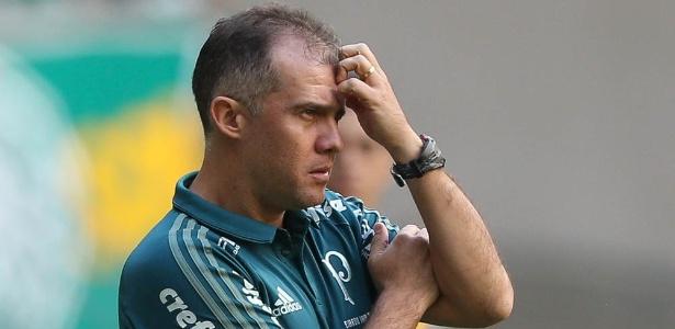 Eduardo Baptista viveu na pele ser a surpresa; agora assume o papel de favorito - Cesar Greco/Ag. Palmeiras