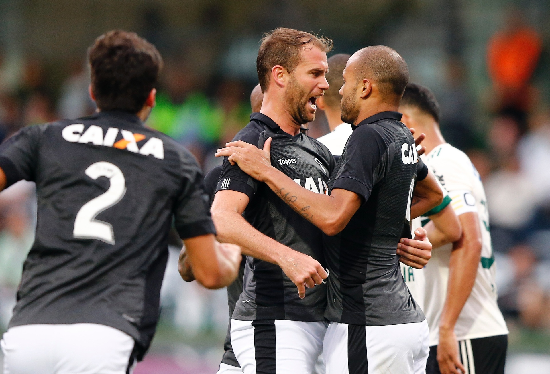 Botafogo supera  ressaca  após queda 3e5d343881946