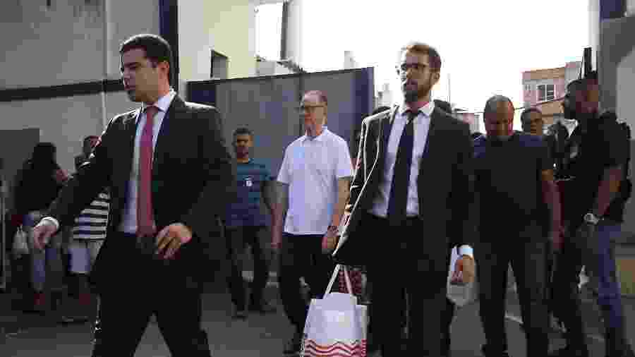 Nuzman deixa a prisão após passar 15 dias detido - JOSE LUCENA/FUTURA PRESS/ESTADÃO CONTEÚDO
