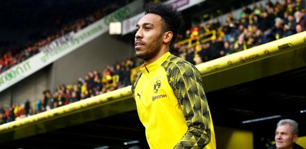 Aubameyang deixou o Dormtund para jogar no Arsenal