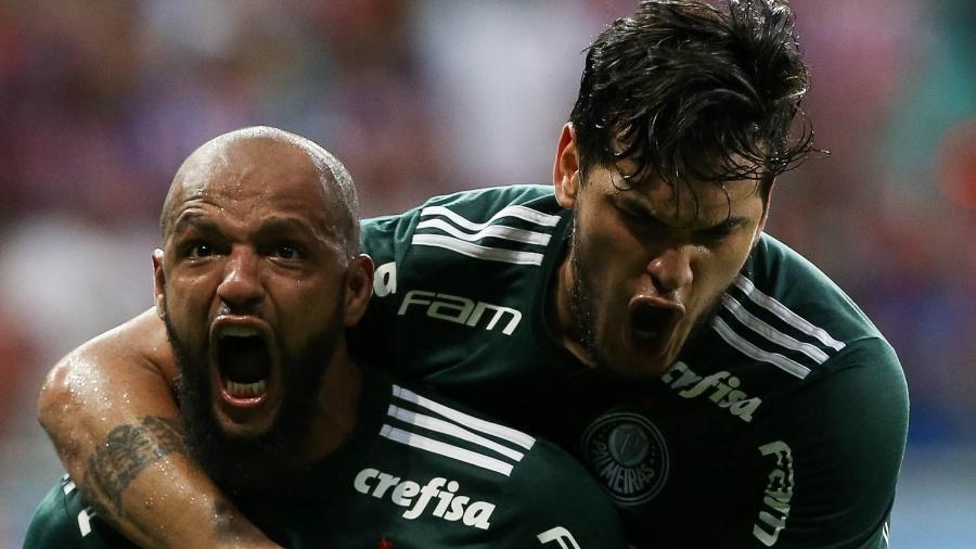 14603931da Felipe Melo dedicou gol e declarou apoio a Bolsonaro. E não é caso isolado  no