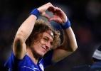 """David Luiz aponta humildade como """"a grande chave"""" da vitória do Chelsea - REUTERS/Eddie Keogh"""