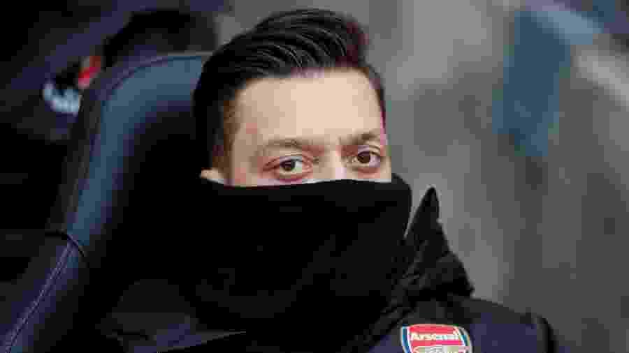 Mesut Ozil se engajou na campanha de Rashford - David Klein/Reuters