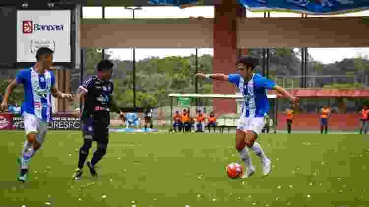 Jorge Luiz/Paysandu SC
