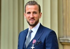 Príncipe William nomeia Harry Kane membro da Ordem do Império Britânico - Victoria Jones / POOL / AFP
