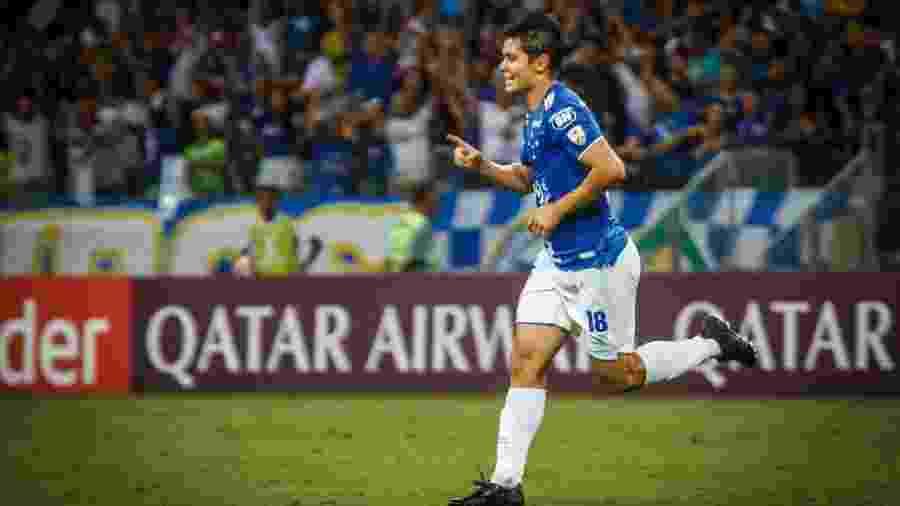 Lateral, meia e até volante. Versatilidade de Dodô dá mais opções para Rogério Ceni escalar o Cruzeiro - Vinnicius Silva/Cruzeiro