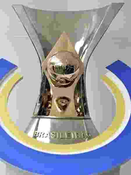 Taça do Campeonato Brasileiro - Divulgação/CBF