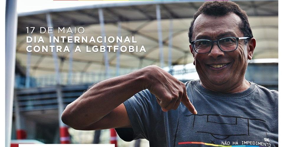 Bahia lança camisa em homenagem ao dia internacional contra a homofibia