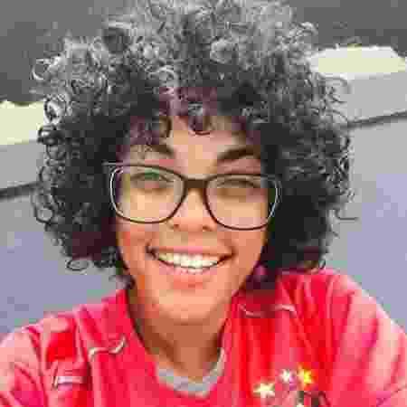 Sofia Sena, jogadora do Sport - Divulgação