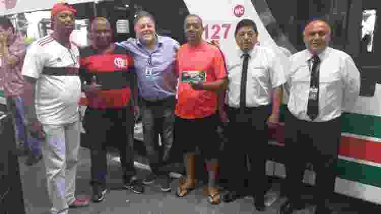 Torcedores do Flamengo enfrentam longa viagem rumo a Lima, no Peru, para a final da Libertadores - Diego Salgado/UOL Esporte