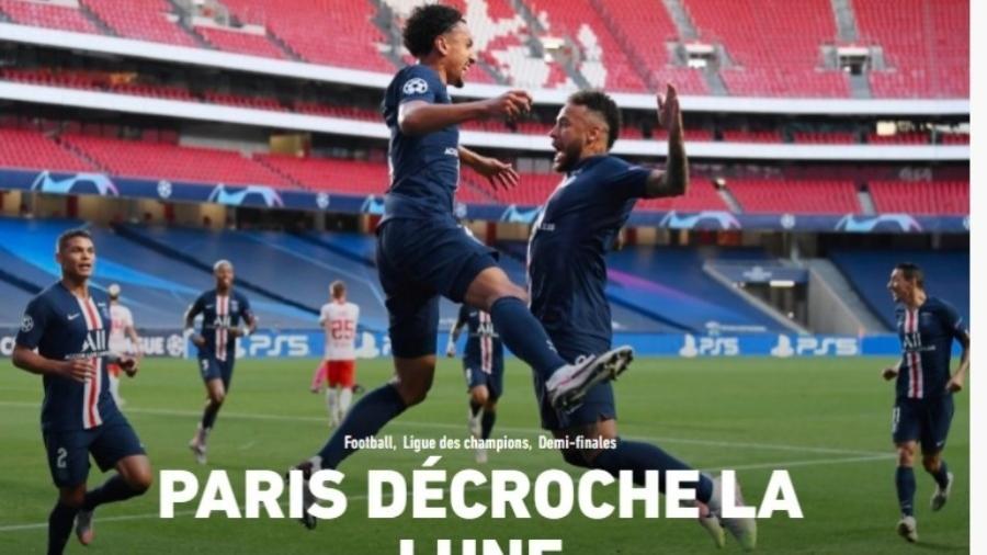 Liga Dos Campe U00f5es Imprensa Europeia V U00ea PSG Pronto Para