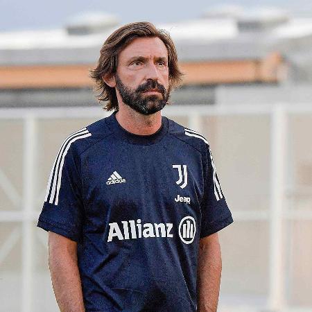 Andrea Pirlo espera não perder seu atacante por muito tempo - Daniele Badolato/Getty Images