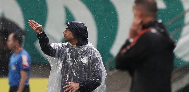 Abel exalta gana do Palmeiras em goleada: