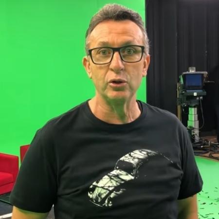 """Neto """"indica"""" Jesus Cristo para ser novo técnico do Corinthians - Reprodução/YouTube"""