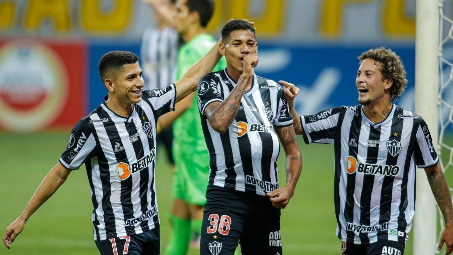 Atlético-MG enfrentará o Boca Juniors pelas oitavas de final da Copa Libertadores - Agência I7/Mineirão