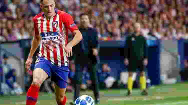 Santiago Arias (Atlético de Madri) - AFP - AFP