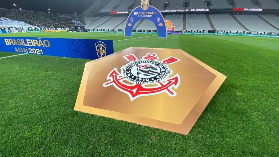 Neo Química Arena preparada para receber jogo do Corinthians no Campeonato Brasileiro - Felipe Szpak/Ag. Corinthians
