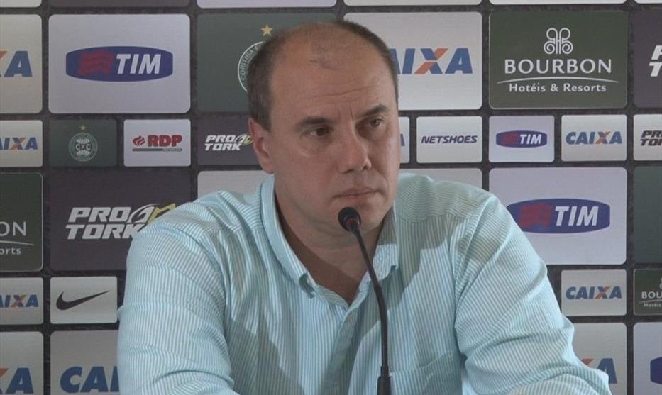 Maurício Andrade, CEO do Coritiba