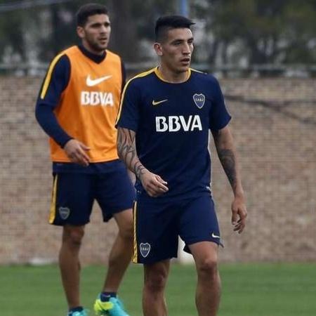 Centurión acumula polêmicas desde o retorno à Argentina - Boca Juniors/Imprensa