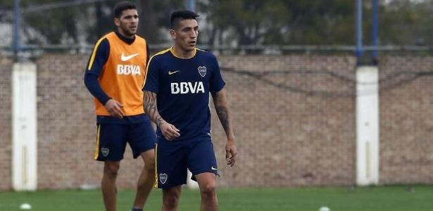 Empréstimo de Centurión ao Boca Juniors termina em 30 de junho