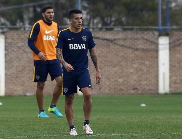 Centurion recebeu o aval para procurar o Boca Juniors, pensando em um possível retorno