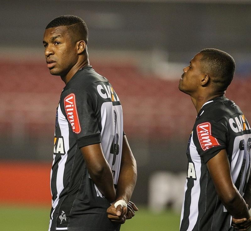 Erazo pode voltar ao time do Atlético-MG contra o Sport