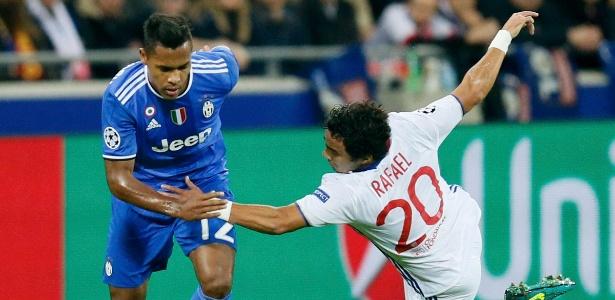 Alex Sandro tem sido um dos destaques da Juventus na atual temporada europeia